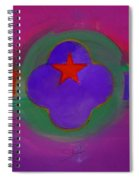 Venice Spiritual Spiral Notebook