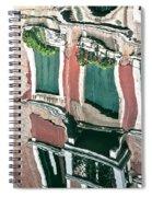 Venice Upside Down 3 Spiral Notebook