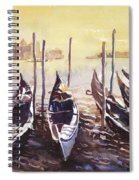 Venice Watercolor- Italy Spiral Notebook