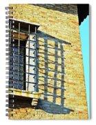 Venice Window Spiral Notebook