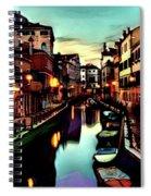 Venize Spiral Notebook