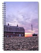 Ventura Barn Spiral Notebook