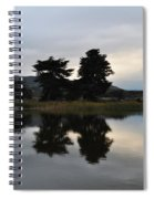 Ventura California Coast Estuary Spiral Notebook