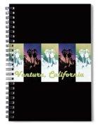 Ventura, California Spiral Notebook