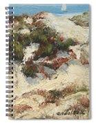 Ventura Dunes I Spiral Notebook