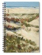 Ventura Dunes II Spiral Notebook