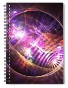 Venus Celestial Spiral Notebook