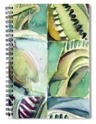 Venus Fly Trap Spiral Notebook