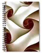 Venus Illuminations Spiral Notebook