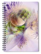 Venusian Microcosm Spiral Notebook