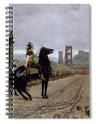 Vercingetorix Before Caesar Spiral Notebook