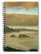 Verdant Coast Spiral Notebook
