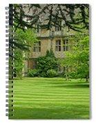 Verdant England Spiral Notebook
