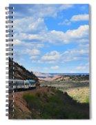 Verde Canyon Spiral Notebook