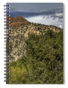 Verde Canyon Spiral Notebook