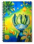 Verde Spiral Notebook