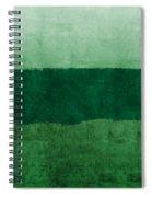 Verde Landscape 1- Art By Linda Woods Spiral Notebook