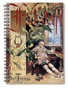 Verdi E Il Falstaff Spiral Notebook
