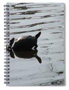 Vereen Turtles Spiral Notebook
