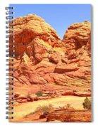 Vermilion Buttes Spiral Notebook
