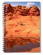 Vermilion Cliffs Reflections Spiral Notebook