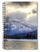 Vermillion Vista Spiral Notebook