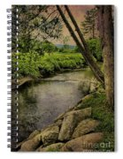 Vermont And Rural Beauty Spiral Notebook