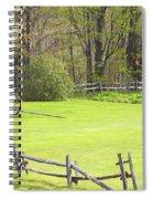 Vermont Buck Board Spiral Notebook