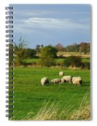 Vermont Country Life Spiral Notebook