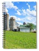 Vermont Farm Spiral Notebook