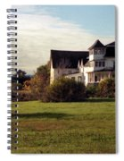 Vermont Farmhouse Spiral Notebook