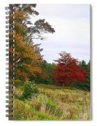 Vermont Roadside Color Spiral Notebook