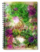 Vernal Equinox Spiral Notebook