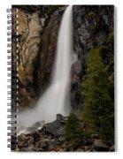 Vernal Falls Spiral Notebook