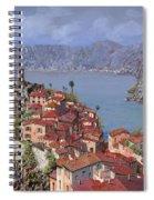 Vernazza-cinque Terre Spiral Notebook