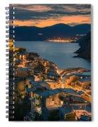 Vernazza Spiral Notebook