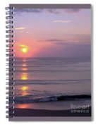 Vero - Beach -  Sunrise Spiral Notebook
