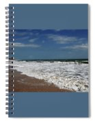 Vero Beach Surf Spiral Notebook