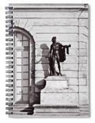 Versailles France Spiral Notebook