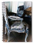 Very Elegant - Very Marie Antoinette Spiral Notebook