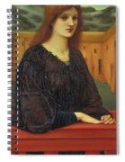 Vespertina Quies Spiral Notebook