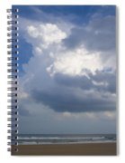 Vessels In The Sky Spiral Notebook