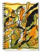 Vet Doctor Spiral Notebook