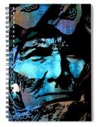 Veteran Warrior Spiral Notebook