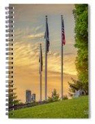Veteran's Memorial Park Spiral Notebook