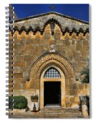 Via Dolorosa - Church Of The Flagellation Spiral Notebook
