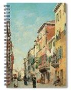 Via San Giorgio Spiral Notebook