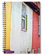 Vibrant Living Spiral Notebook