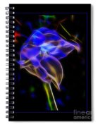 Vibrant Orchid Spiral Notebook