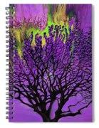 Vibrant Tree Spiral Notebook